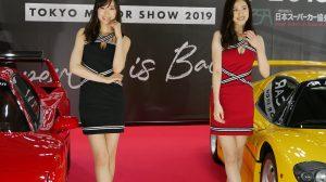 【東京モーターショー2019】キャンペーンガールとかキャンギャルとか車とか(笑)写真撮影したやつアップします!