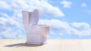 トイレの水がちょろちょろ出て止まらない!原因はフロートゴム?DIYで修理してみた(LIXIL)